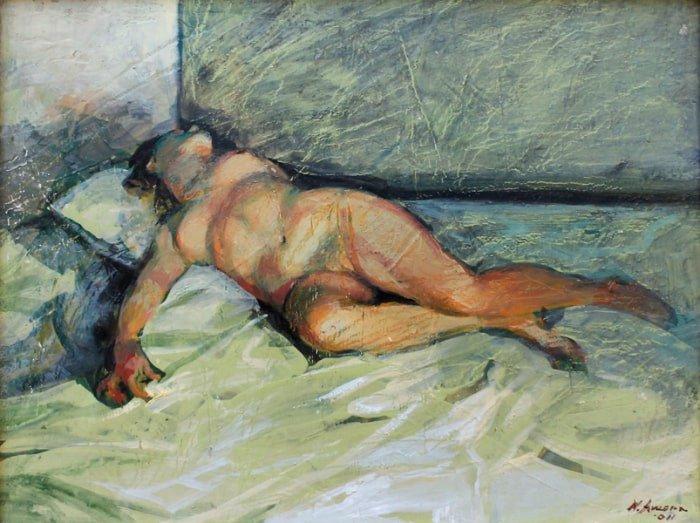 Nudo_Nicola Ancona