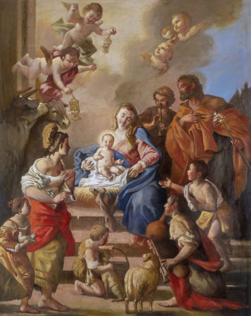 Natività_da Francesco De Mura_125x100
